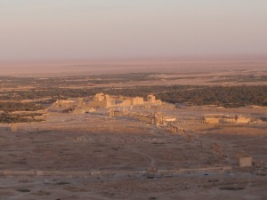 Palmyra, that for centuries was the crossroads of the world, has not escaped the relentless destruction of the civil war.